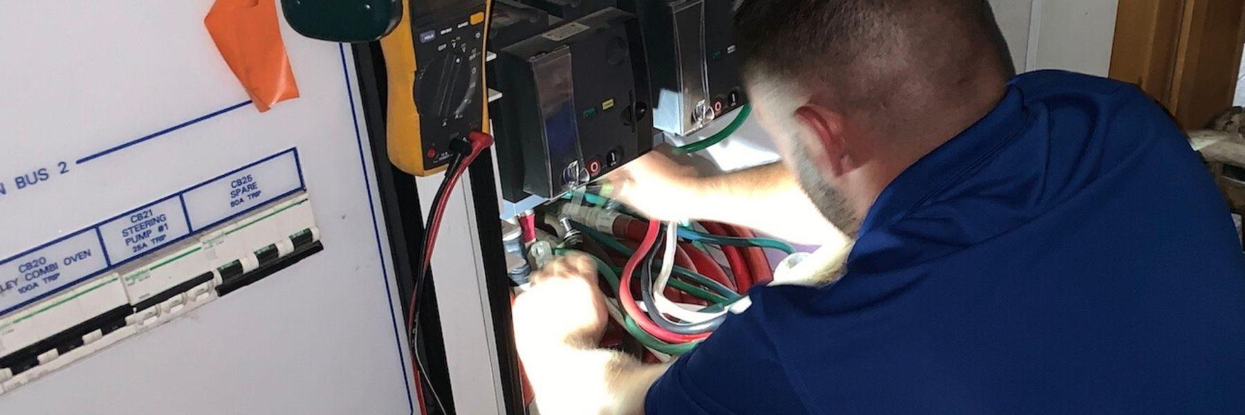 maritime marine electrical